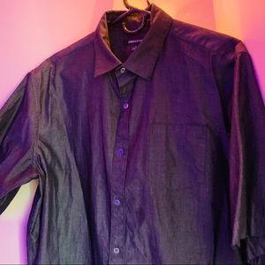 Button Down Short sleeve shirt
